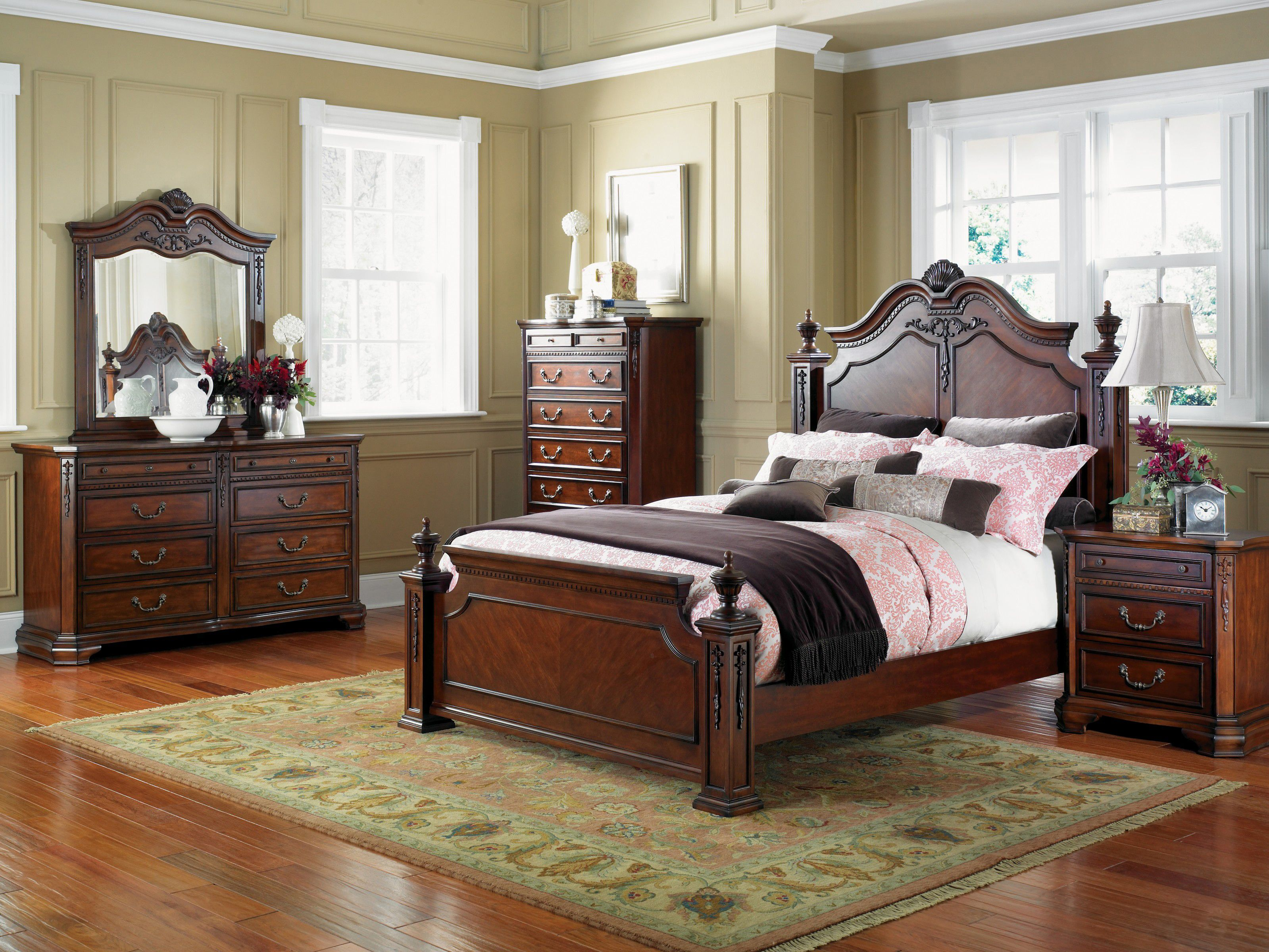Master bedroom furniture sets  Excelsior Bedroom Furniture Set Collection  Request a FREE Quote