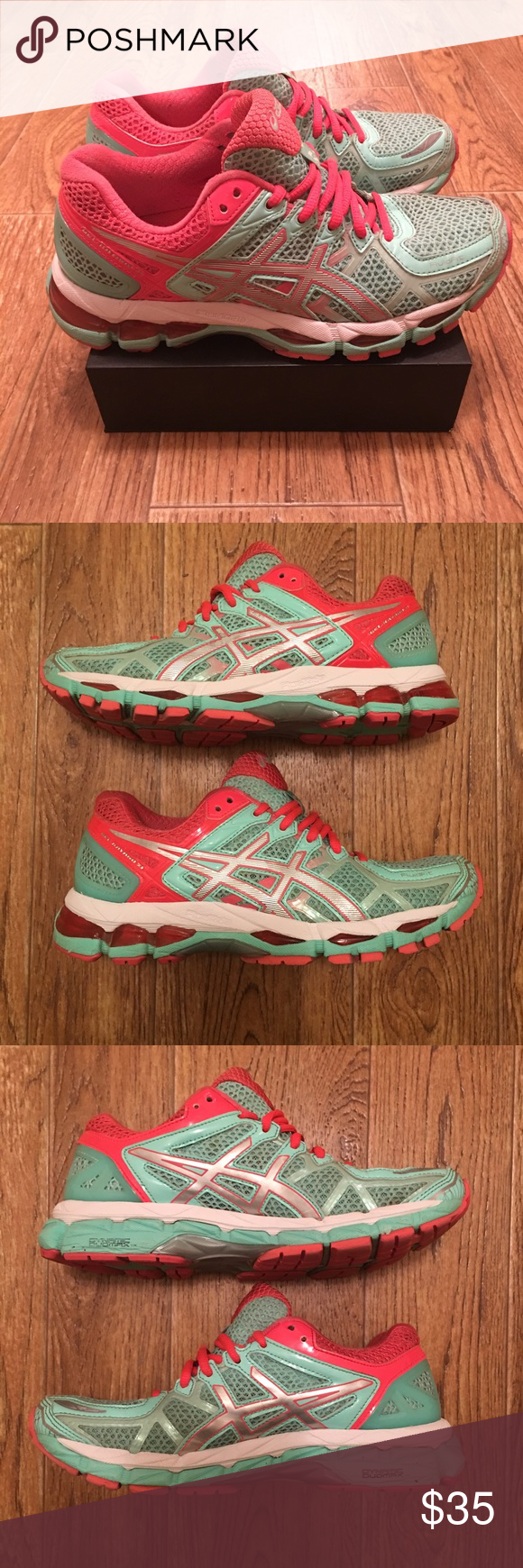 Asics  Gel-Kayano Z1 Women s Running Shoes (used) Used Asics Gel-Kayano Z1  womens running shoes. Good condition (see photos). fdac5dae8