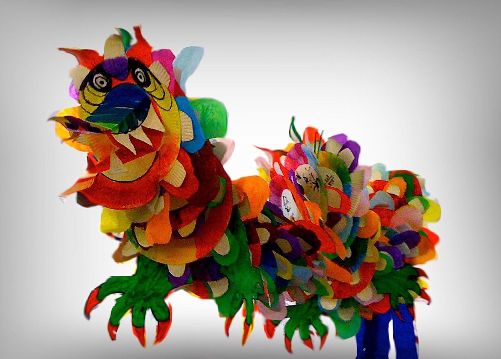 Arteascuola Collaborative Dragon Create A Color Wheel To