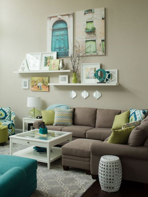Buzzing With Life Fresh Living Room Decorating Ideas 8 Entrancing Living Room Turquoise Inspiration