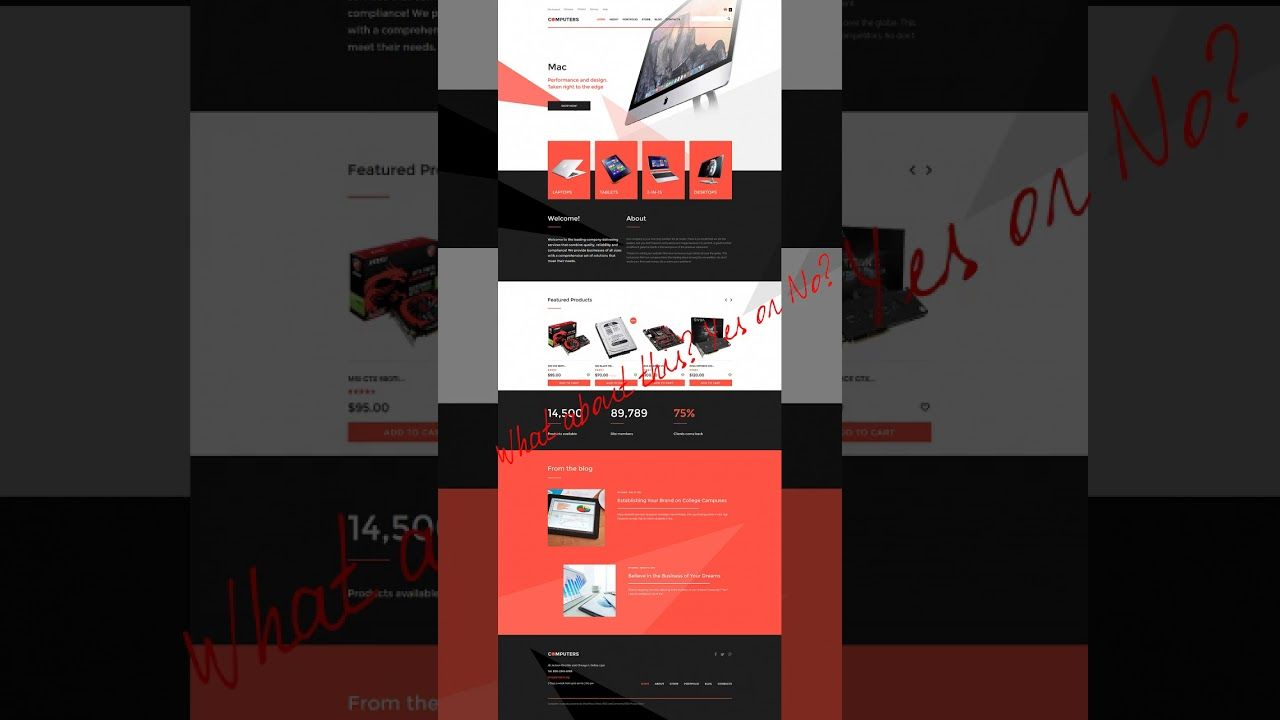 Web page Themes woocommerce template for product category | VIDEO ...