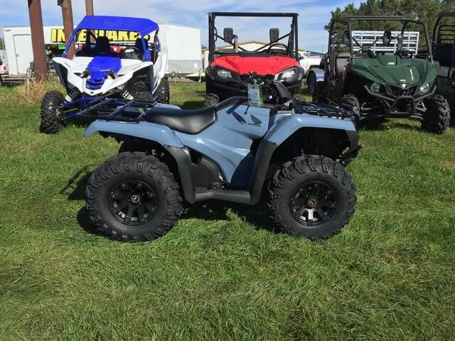 Used Honda Four Wheelers For Sale >> KELOLAND Automall: A New 2017 HONDA RANCHER 4X4 AUTO DCT W ...