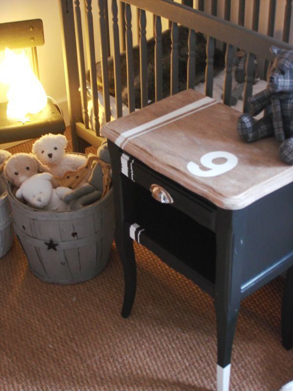 3 Relooking Table De Chevet Furniture Mobilier De Salon