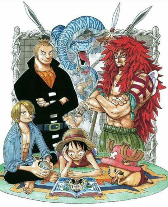 Anime Manga Covers: Pin By Freylin Takenaka On One Piece