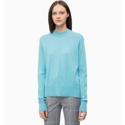 Photo of Outlet – Calvin Klein Pullover aus Bio-Baumwolle L – Sale Calvin KleinCalvin Klein