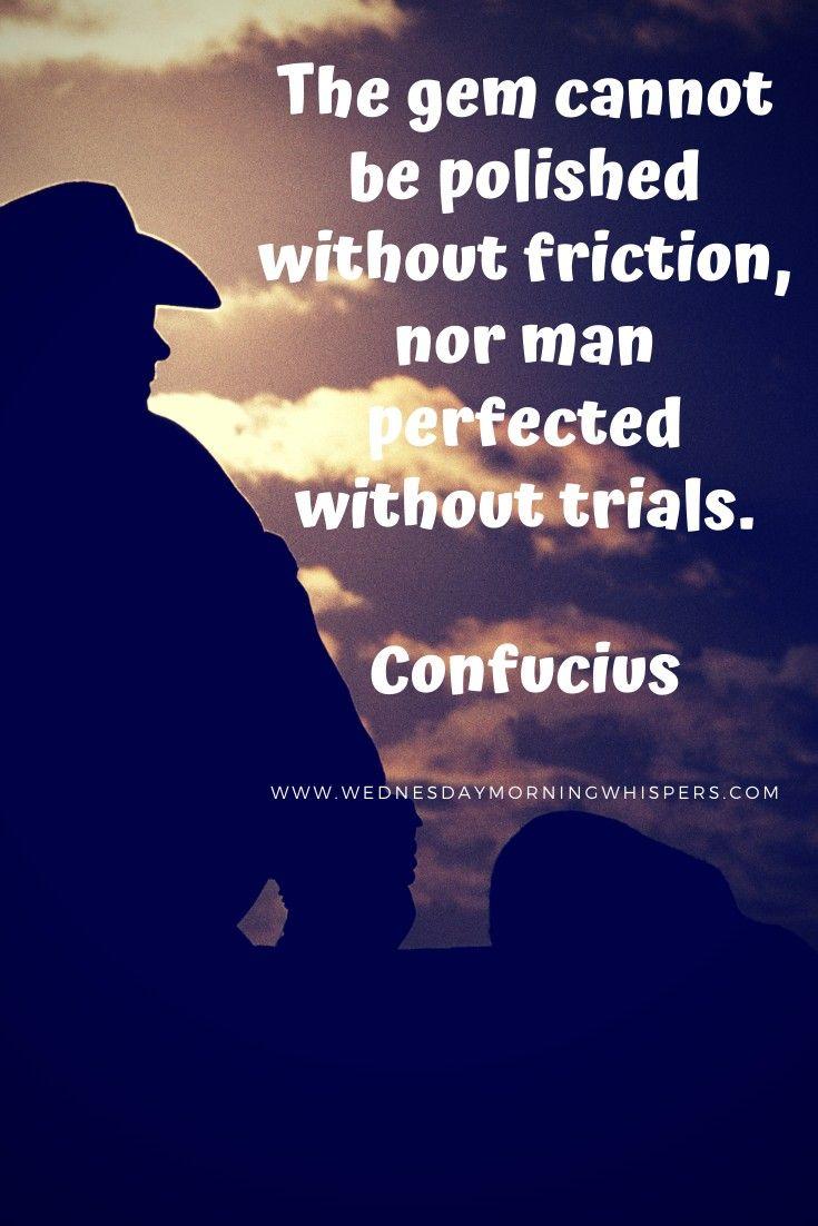 Trials help us grow in wisdom