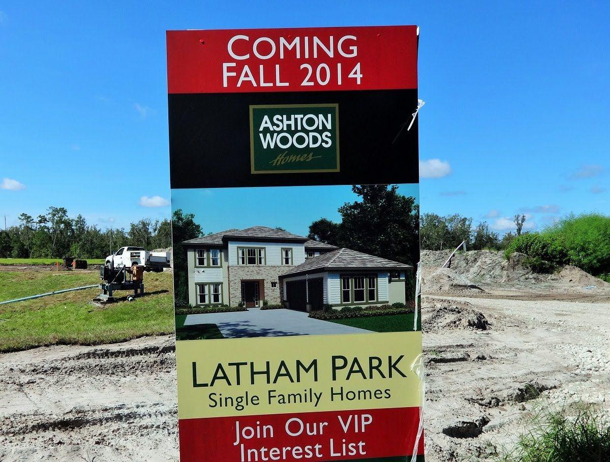 Latham Park by Ashton Woods in Winter Garden
