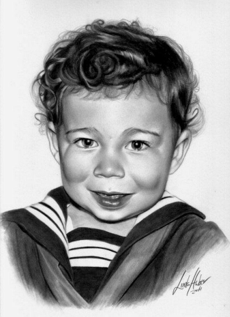 cuadrosdibujosdenios  bebe  Pinterest  Dibujo de nias