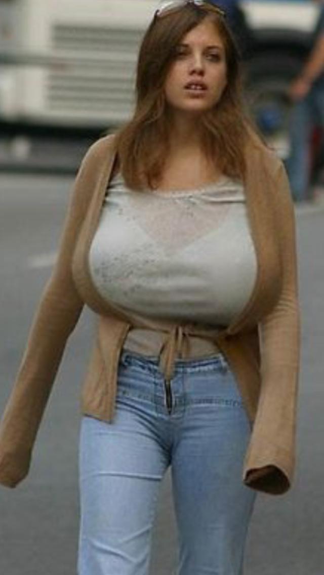 Teen milf tits