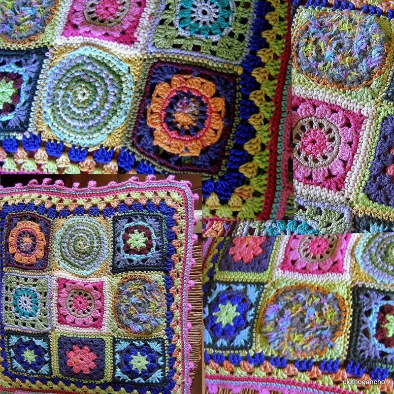 Dessus De Chaise 2 Couverture Au Crochet Facile Crochet Motifs Dessus De Chaise