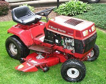 Toro Wheel Horse 212h 212 H Ride On Mower Workshop Service Repair Manual Repair Manuals Riding Mower Mower