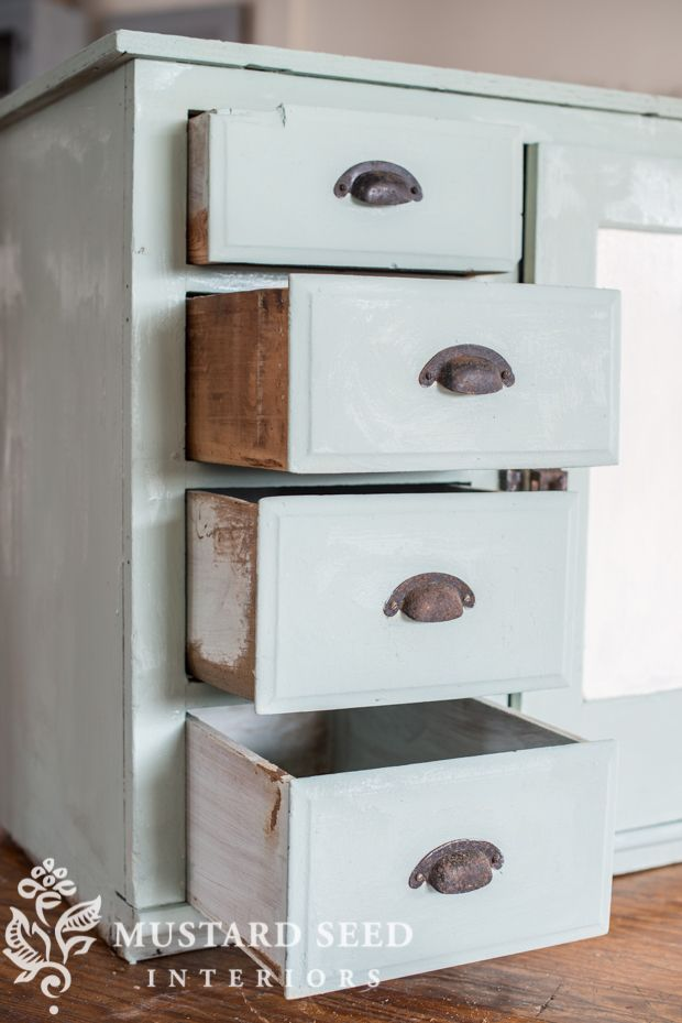"how to fix ""sticky"" drawers 
