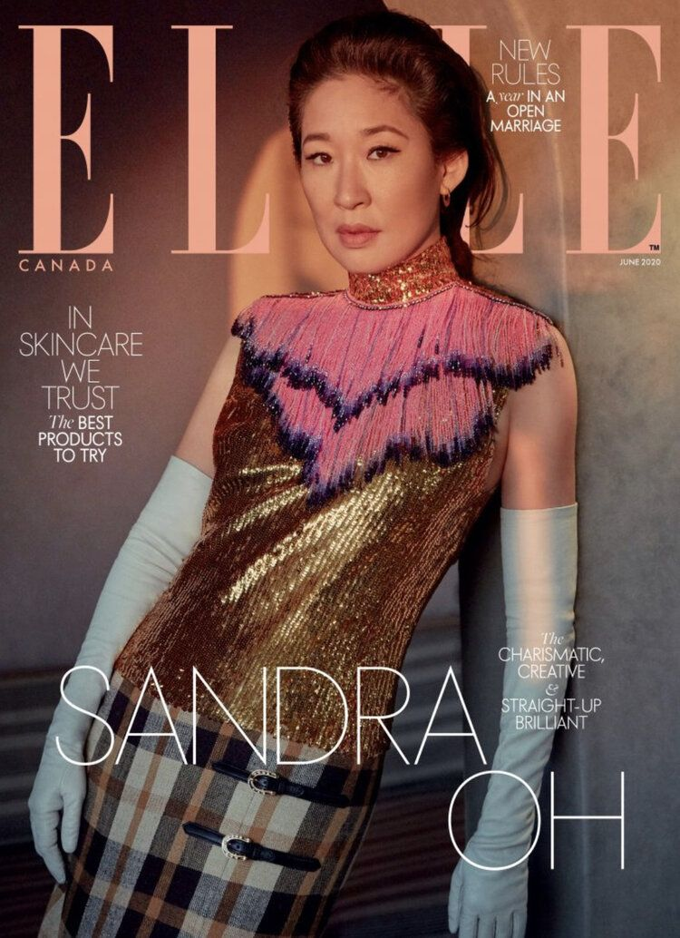 Photo of Killing Eve Star, Sandra Oh Killing Fashion in her Latest Photo Shoot — Access by NKC