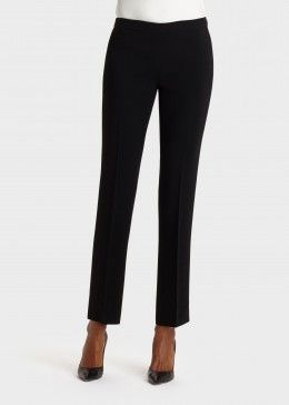 Finesse Crepe Bleecker Pant