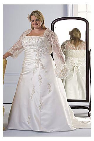 cutethickgirls.com inexpensive plus size wedding dresses (37 ...