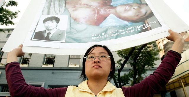 China: Stop Organ Harvesting Without Consent