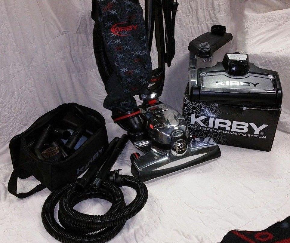 Kirby Avalir Vacuum Cleaner Kirby Avalir Vacuum Cleaner Vacuums