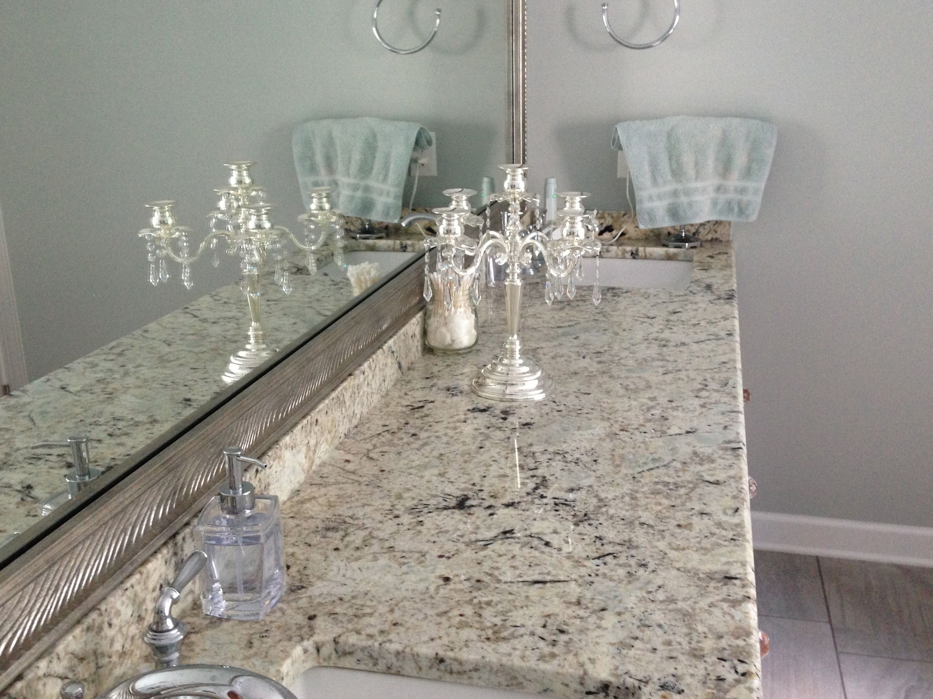 white galaxy granite - love the colors in it!! | My favorite ...