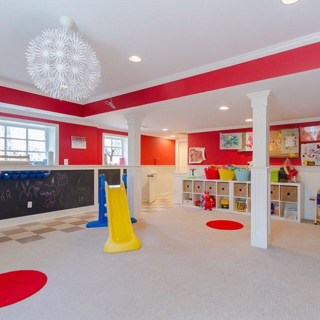 Home Daycare Design Ideas: Pin By DJ On HOUSE: KID ROOMS