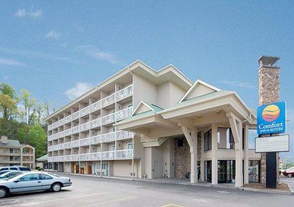 Pigeon Forge Tn Hotels Comfort Inn And Suites At Dollywood Lane Comfort Inn And Suites Hotel Road Trip Fun