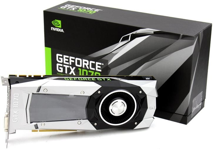Nvidia Geforce Gtx 1070 Review Graphic Card Nvidia What Is Computer