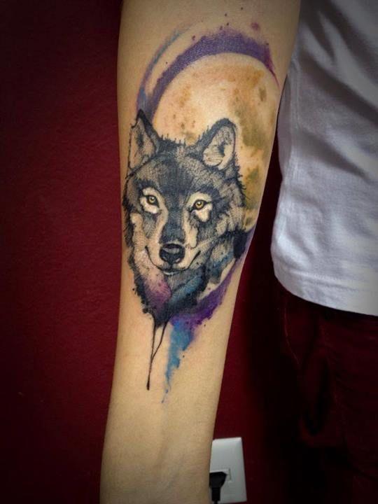 tattoo by victor octaviano tats pinterest tattoo ideen w lfe tattoo und tattoo zeichnungen. Black Bedroom Furniture Sets. Home Design Ideas