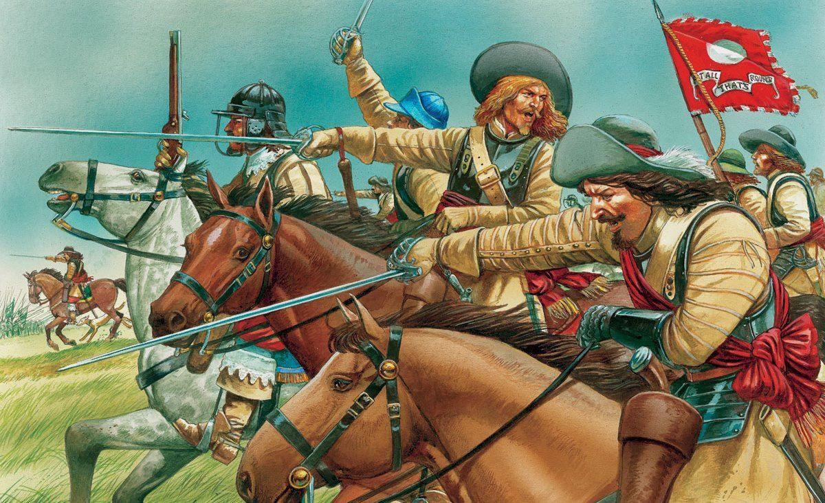 Royalist Cavaliers