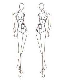 Mannequin Template For Fashion Design Google Search Fashion Design Template Fashion Figure Drawing Fashion Design Sketches