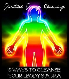 Get the How-to guide on cleansing the negative vibrations and energies from your personal aura. It's critical to practice on a daily basis, so try it today and start feeling more of that love and light in your life!