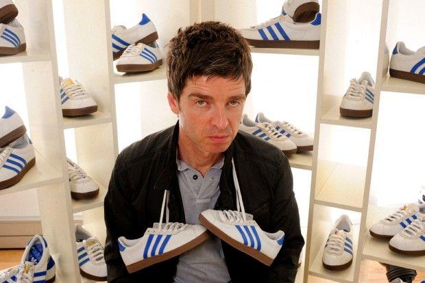 Noel gallagher, Adidas originals