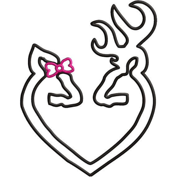 Browning heart tattoo maybe