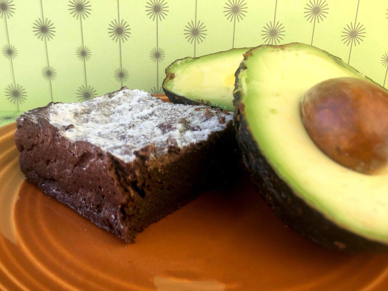 Flourless Keto Low-Carb Avocado Chocolate Brownies (Dairy-Free + Paleo + Gluten-Free)