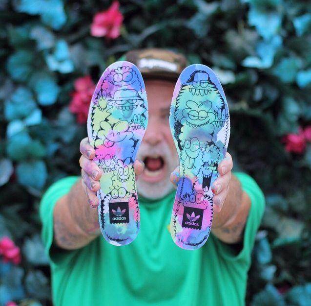 sports shoes 54a2c 8b6b6 Adidas Originals X HVW8  Kevin Lyons
