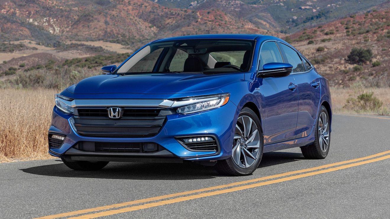 Honda Insight 2020 Review New Concept Honda City Honda