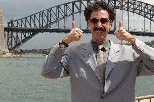 13 Best Borat Quotes Still So Niiice Moving Pictures Movie Quotes Quotes