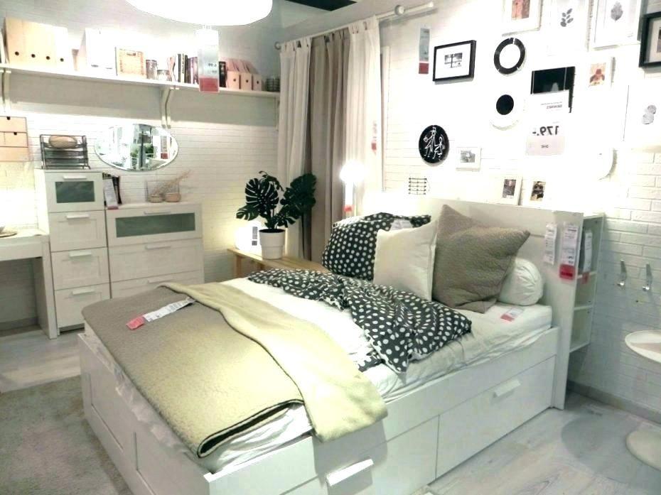 36 Neu Galerie Von Kleines Schlafzimmer Einrichten Ikea