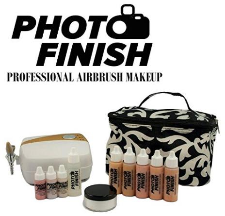 Photo Finish Airbrush Makeup Review Airbrush makeup
