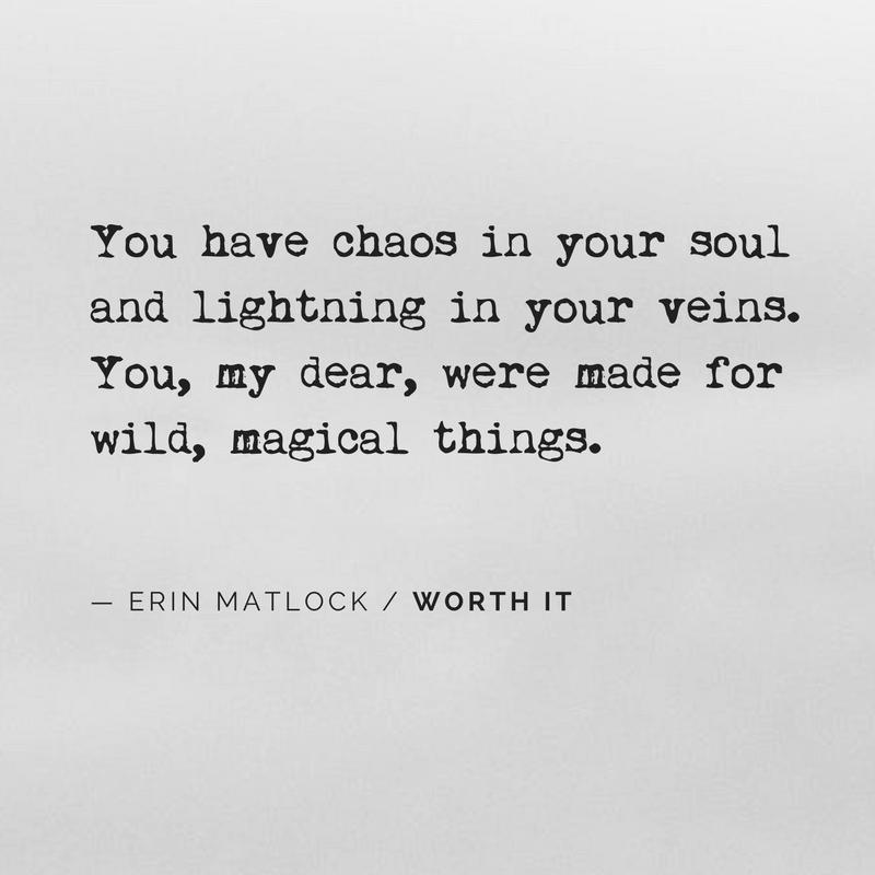 Artist   Author   Mental Health Speaker - ERIN MATLOCK