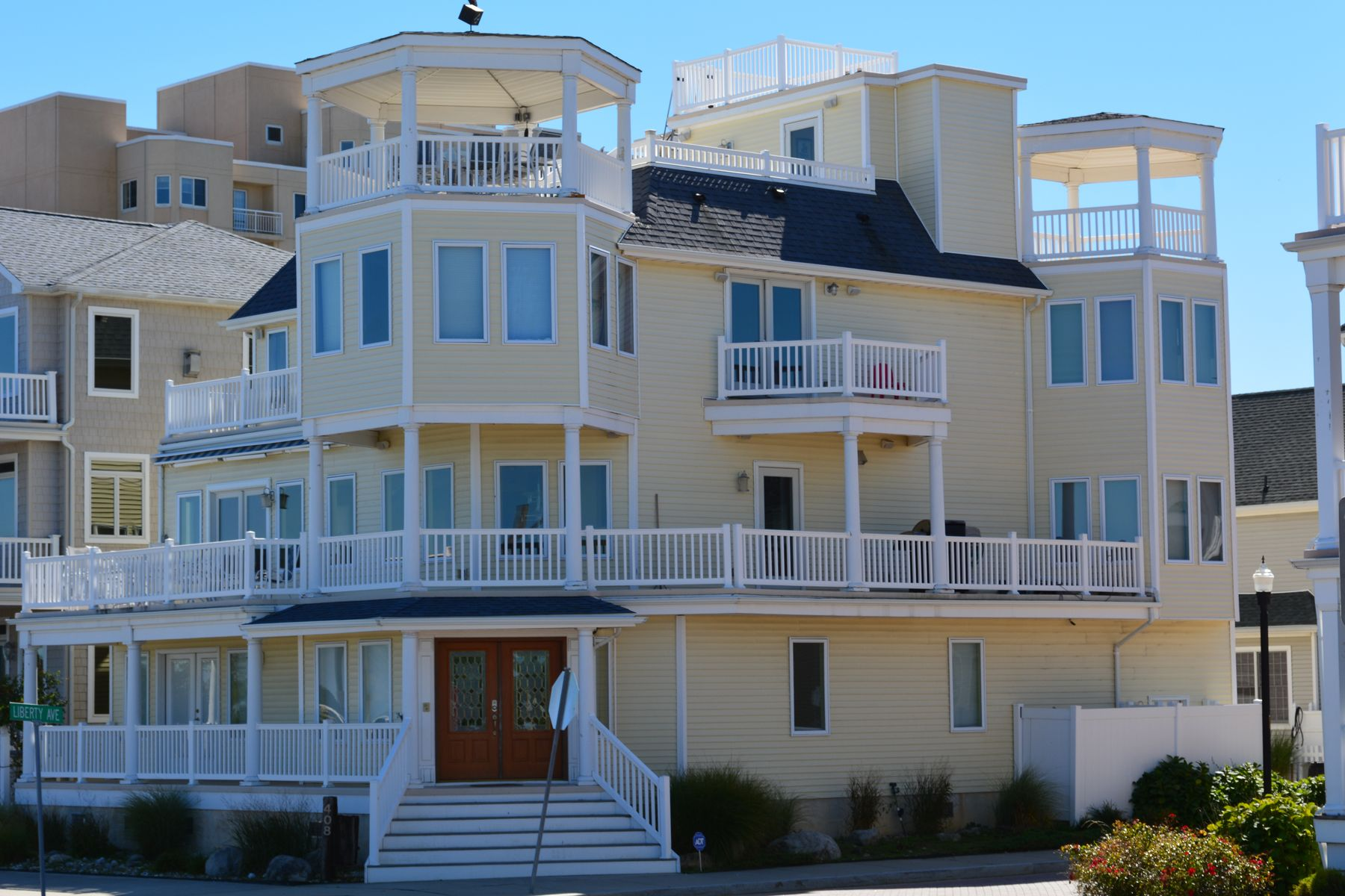 North Beach Atlantic City Nj House Styles Mansions Beach Photography