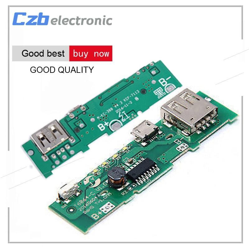 5V 1A Power Bank Charger Board Charging Circuit PCB Board Power