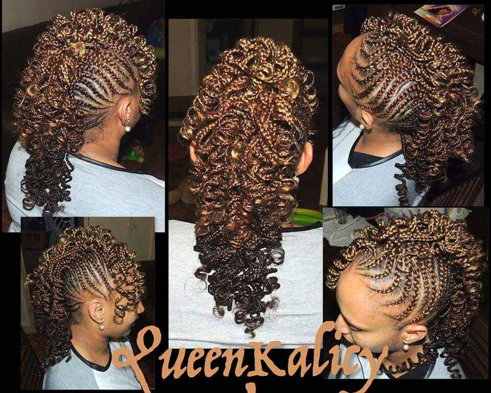 Queen Hairstyles: Weaves/braids/locs And Short Styles