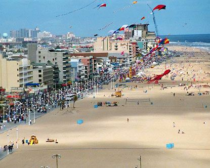 Ocean City Maryland Beach Loved This Place Since I Was A Kid