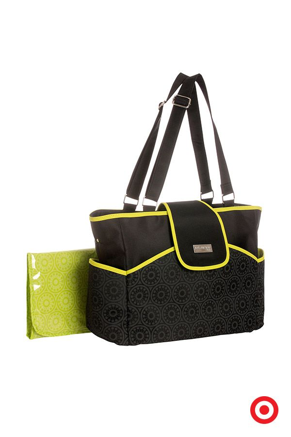 The Tonal Tote Diaper Bag From Just One You Made By Carter S Is