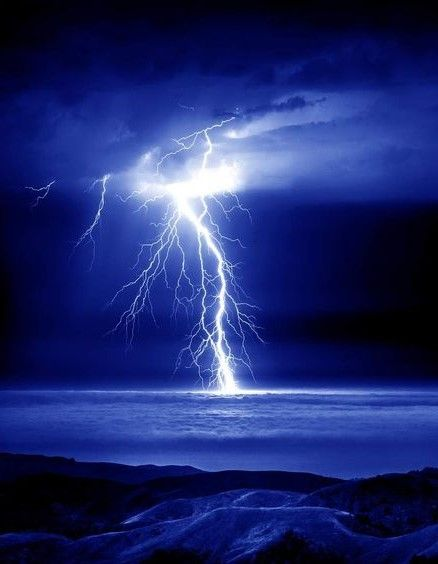 Electricity from the heavens
