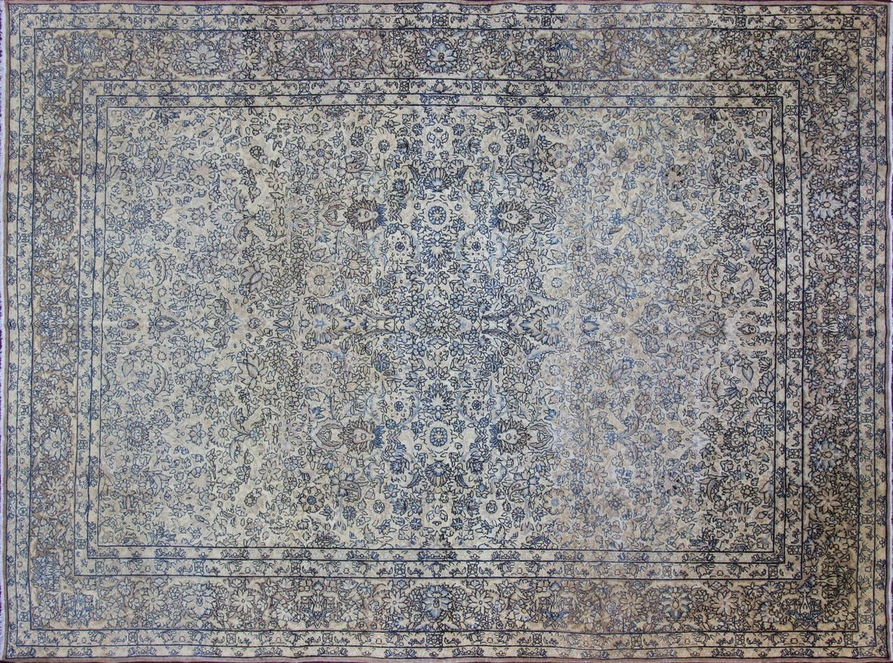 8 8 X 11 Persian Lavar Kerman Carpet Circa 1920 Rugs On Carpet Modern Persian Rug Rugs