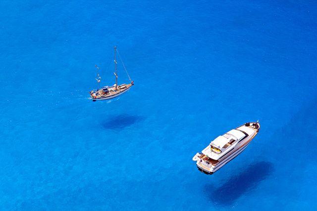 Shipwreck beach - Zakynthos