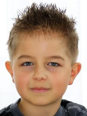 Boys Spiky Hairstyles Boys Spiky Hairstyle 003 Boy Hairstyles Little Boy Hairstyles Short Hairstyles For Thick Hair