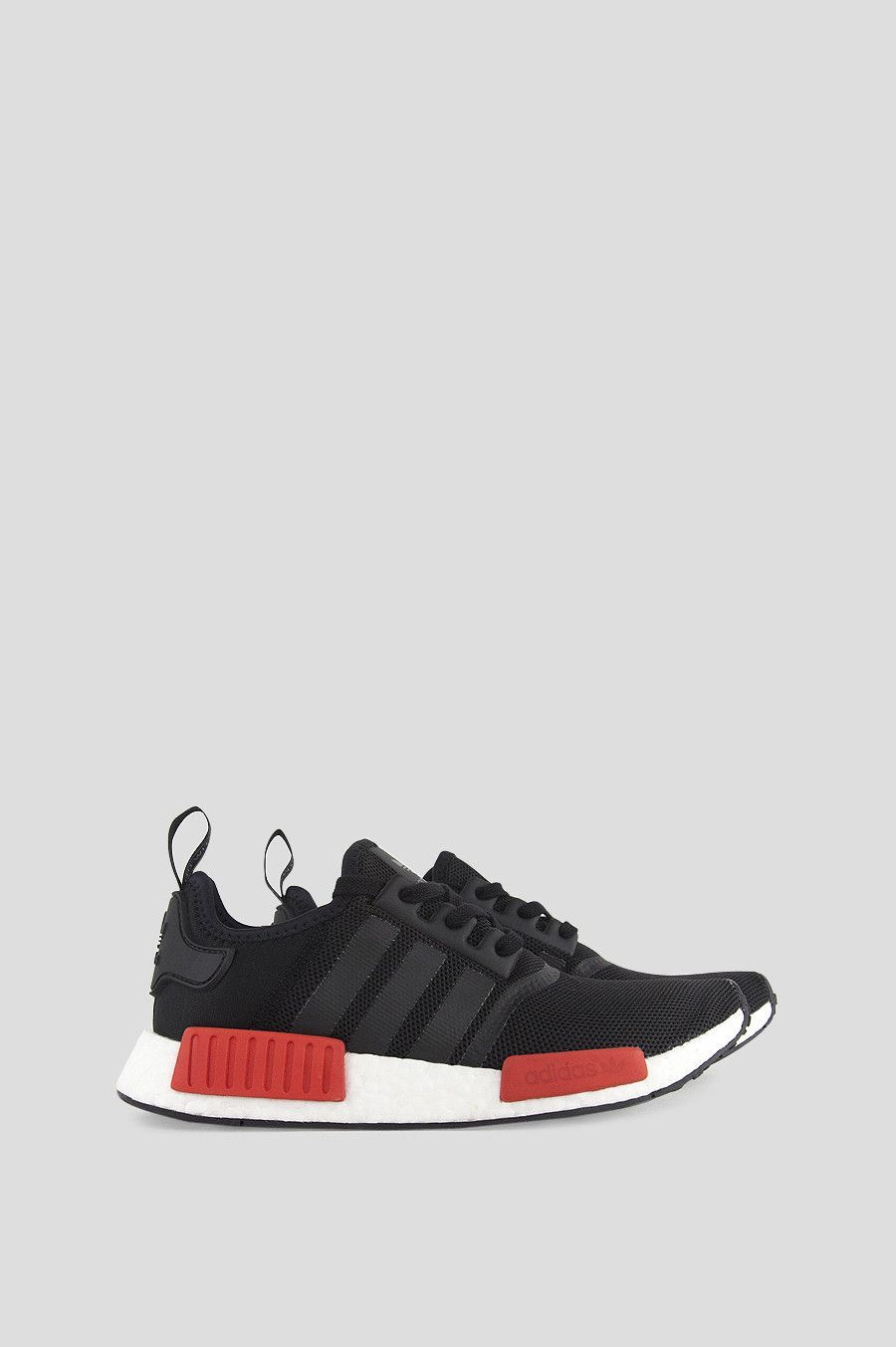adidas nmd r1 black white red products pinterest. Black Bedroom Furniture Sets. Home Design Ideas