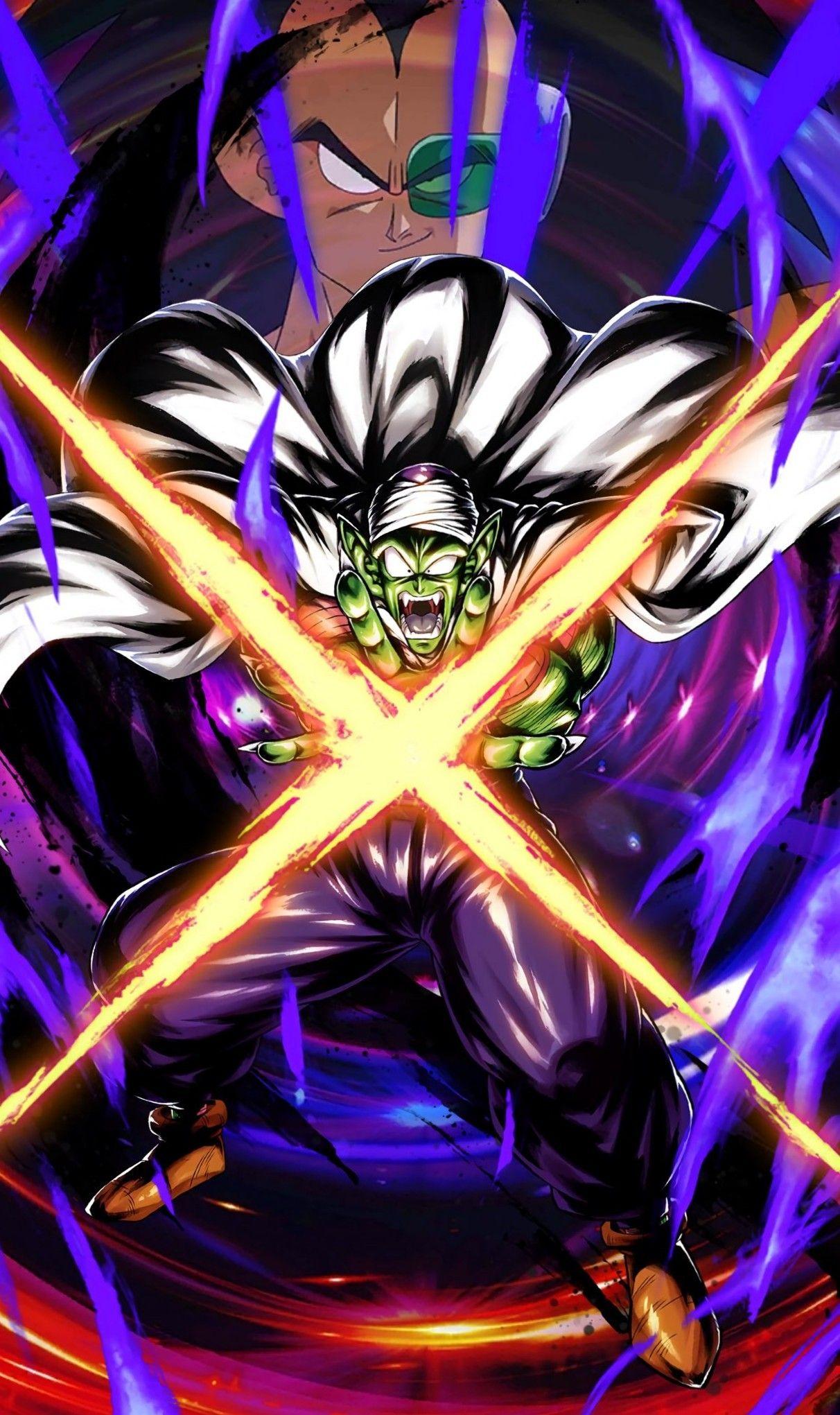 Lf Piccolo Dragon Ball Legends In 2020 Dragon Ball Artwork Dragon Ball Art Dragon Ball Super Manga