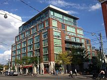 Ideal Lofts in Wikipedia. Ideal Lofts is a residential condominium low-rise building at 301 Markham St. and College St. in the downtown Toronto neighbourhood of Little Italy.